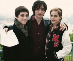 Logan, Ezra and Emma